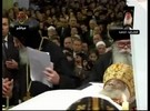 Fiis lotam funeral de lder religioso do Egito Shenouda III