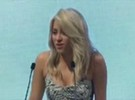 Shakira pede &quot;filantropicapitalismo&quot; na Cpula das Amricas