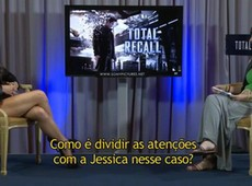 Beckinsale e Biel falam sobre lutas em O Vingador do Futuro