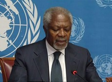 Kofi Annan renuncia  mediao na Sria; veja discurso