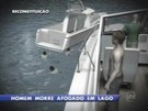 Polcia encontra corpo de homem no Lago Parano, em Braslia