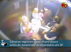 Câmeras flagram crimes e acidentes