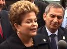 Papa deu livro a Dilma e disse que irá a Aparecida