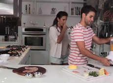 Ivete Sangalo e marido ensinam receita para emagrecer