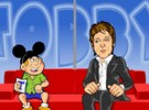Humor: Tobby conversa com Paul McCartney sobre sua volta