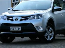 UOL Carros: vdeo oficial do novo Toyota RAV4