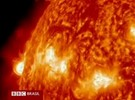 Sol registra maiores erupes desde o incio do ano