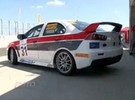 Mitsubishi lana campeonato exclusivo de Lancer Evo R