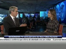 BANDNEWS TV será parceiro do New Cities Summit