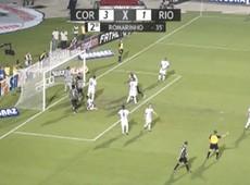 GOOOOOOL!! Romarinho faz o terceiro gol