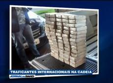 PF prende 19 por tráfico internacional