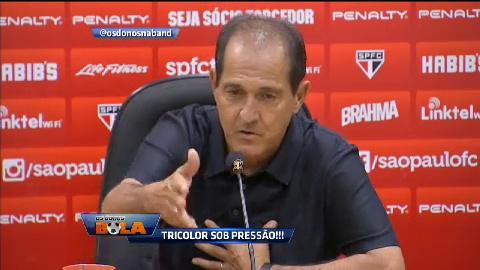 Sob pressão, Tricolor enfrenta o San Lorenzo