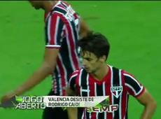 Valencia desiste da compra de Rodrigo Caio