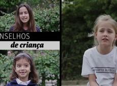 Folhinha: Crianças dão conselhos para aproveitar a infância