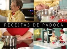 Palmirinha e chef Heloisa Bacellar preparam clássicos de antigas padarias