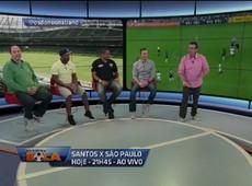 Ale acha difícil São Paulo vencer o Santos