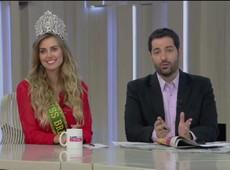 A gaúcha Marthina Brandt é a nova Miss Brasil