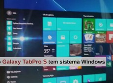 UOL mostra Galaxy TabPro S, tablet da Samsung com Windows 10