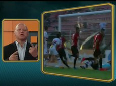 Comentaristas afirmam que Denis falhou em gol do Ituano