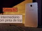 Com desempenho e design dos melhores celulares, A7 sai por até R$ 1.999
