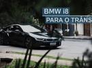 BMW i8 prova que carro 'verde' também faz bonito nas ruas