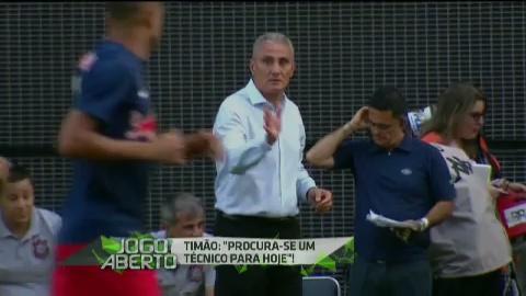 Corinthians corre para encontrar substituto de Tite
