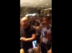 Janaina Paschoal � hostilizada em aeroporto de Bras�lia