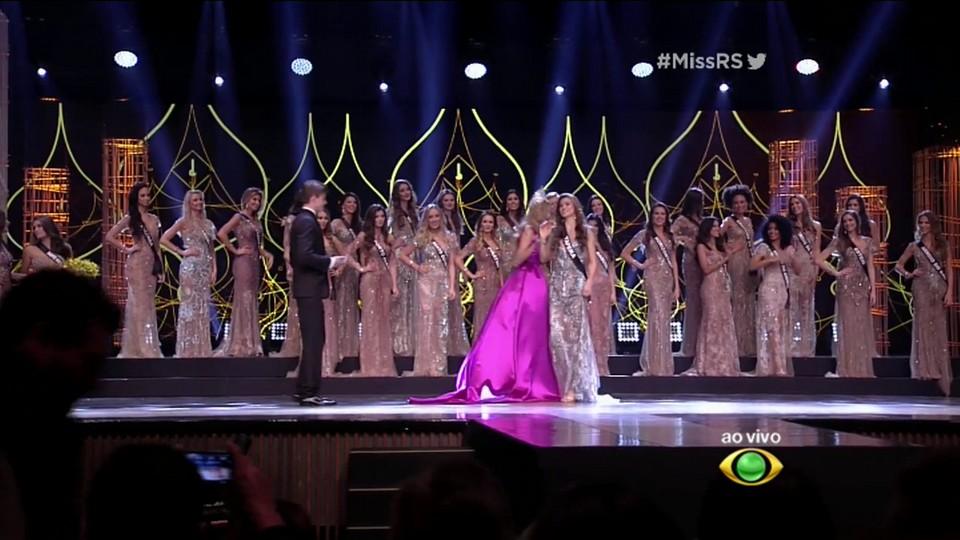 Miss Tapera é a nova Miss Rio Grande do Sul 2016