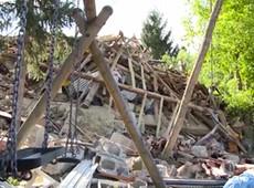 Forte terremoto atinge regi�o central da It�lia; veja imagens da destrui��o