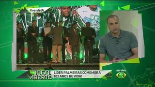 Denilson: Palmeiras me fez terminar a carreira de forma digna
