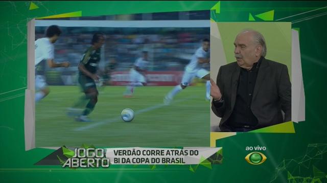 Paulo Roberto Martins questiona departamento médico do Palmeiras