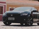 Honda muda (um pouco) receita para o Civic Sport