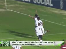 Fábio Carille anuncia reforços para o Corinthians