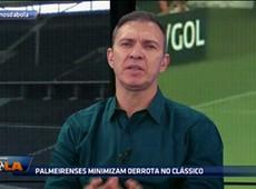 Velloso: Palmeiras tem que entrar para ganhar