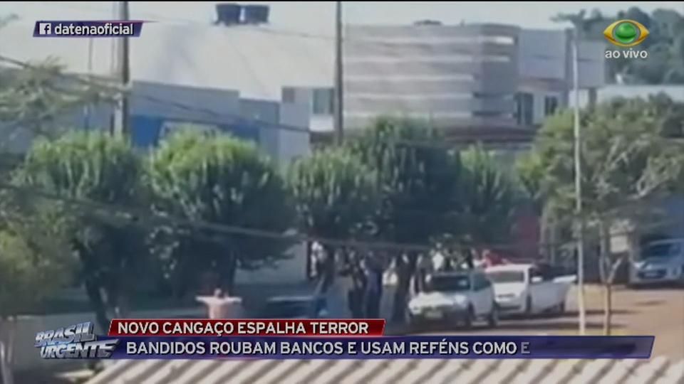 Novo cangaço espalha terror por todo o Brasil