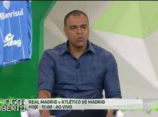 Renata e Denilson palpitam: Real Madrid X Atlético de Madrid