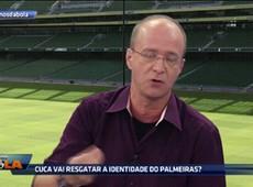 Rogério: Palmeiras é candidato a título do Brasileiro