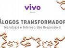 'Diálogos Transformadores' debate uso responsável de tecnologia e internet