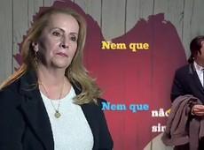 "Luiza confessa gostar do estilo ""homem almofada"""