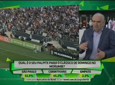 Paulo Martins: Majestoso vai terminar em 0 x 0