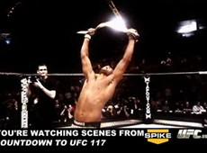 Assista ao CountDown para o UFC 117