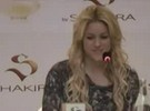 Shakira diz que ainda no sabe se  uma boa cantora