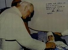 Papa João Paulo 2º visitou o Brasil em 1980, 1991 e 1997