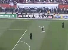 Veja imagens da comemora��o do Corinthians no Pacaembu