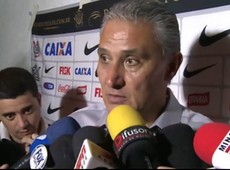 Atlético-MG 0 x 0 Corinthians - Coletiva do Tite