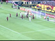 Brasileirão 2013 - Vitória 1x1 Corinthians