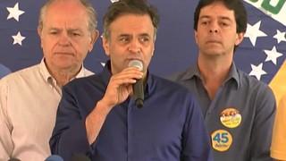 Aécio: derrotar PT é essencial, mas faremos o Brasil crescer - UOL Mais