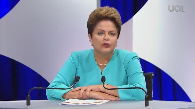 Dilma fala de Lei Seca e Aécio acusa petista de 'ofender brasileiros' - UOL Mais