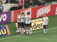 Gols de Corinthians 3x0 Vasco