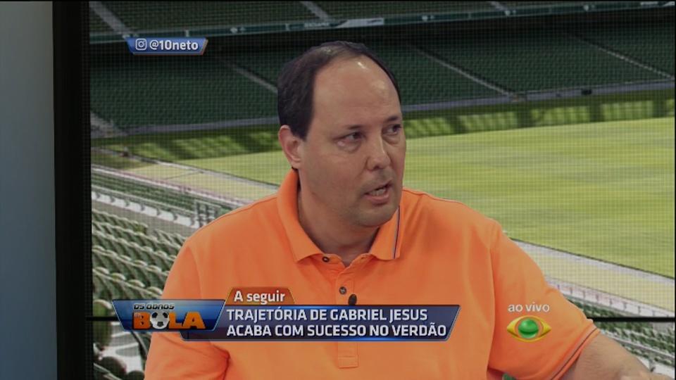 Praetzel sobre Corinthians  A situação é difícil - Esporte - BOL 900ce49aae5fb